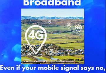 Slow Rural Broadband?